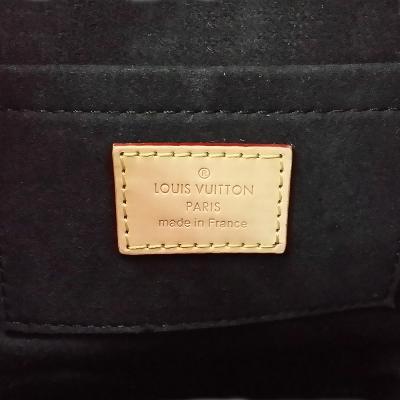 monogram duffle bag pm